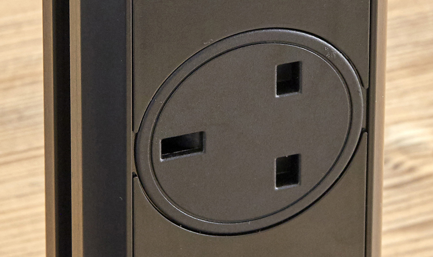 NEW : UK Socket
